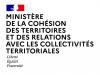 Logo ministère Cohésion des Territoires